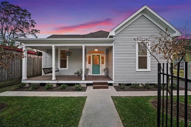 405 Tabor Street, Houston, TX 77009 (MLS #89457139) :: The Queen Team