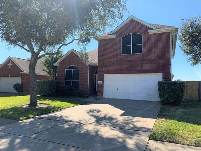 316 Colony Creek Drive, Dickinson, TX 77539 (MLS #89459706) :: The Freund Group