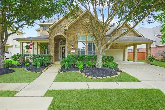 10918 Lombardia Court, Richmond, TX 77406 (MLS #89459766) :: The Home Branch
