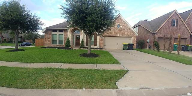 13905 Lost Creek Drive, Pearland, TX 77584 (MLS #89462162) :: Texas Home Shop Realty