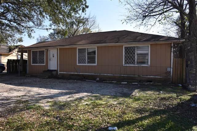 5014 Charwon Street Street, Houston, TX 77093 (MLS #89463370) :: Texas Home Shop Realty