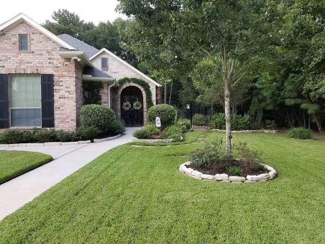 27406 Kent Hollow Court, Spring, TX 77386 (MLS #89473175) :: The SOLD by George Team