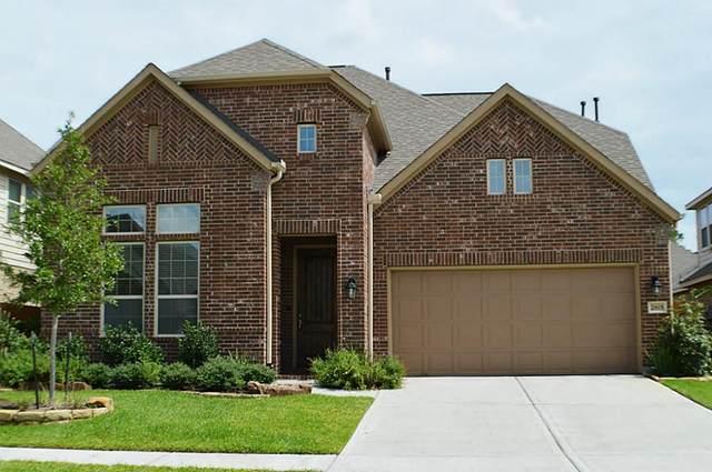 2815 Garrison Trail Lane, Spring, TX 77386 (MLS #89474623) :: The Freund Group