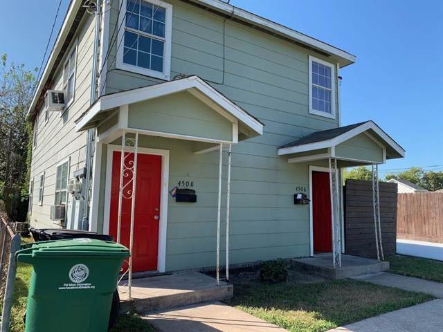 4504 Hershe Street, Houston, TX 77020 (MLS #89518100) :: Texas Home Shop Realty