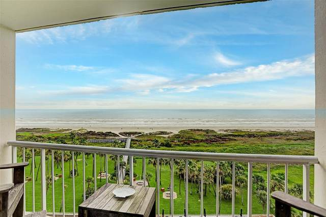 1401 E Beach Drive #612, Galveston, TX 77550 (MLS #8952097) :: Lerner Realty Solutions