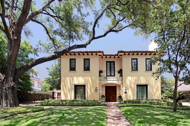 4010 Piping Rock Lane, Houston, TX 77027 (MLS #89540757) :: Giorgi Real Estate Group
