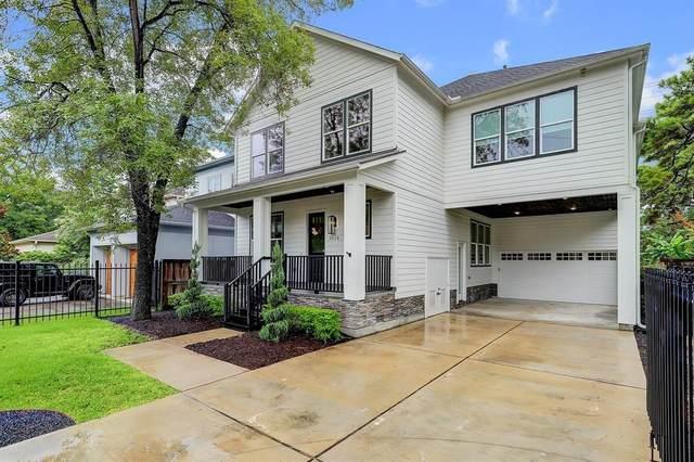 2018 W 14th Street, Houston, TX 77008 (MLS #89556626) :: Green Residential