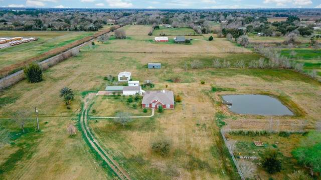 2241 County Road 149, Alvin, TX 77511 (MLS #89559749) :: CORE Realty