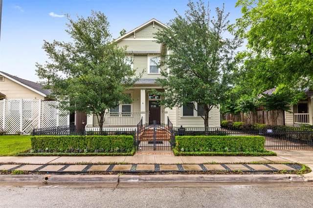 115 E 24th Street, Houston, TX 77008 (MLS #89564869) :: Green Residential