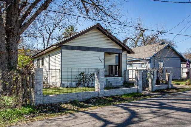 4212 Capitol Street, Houston, TX 77023 (MLS #89565373) :: The Property Guys