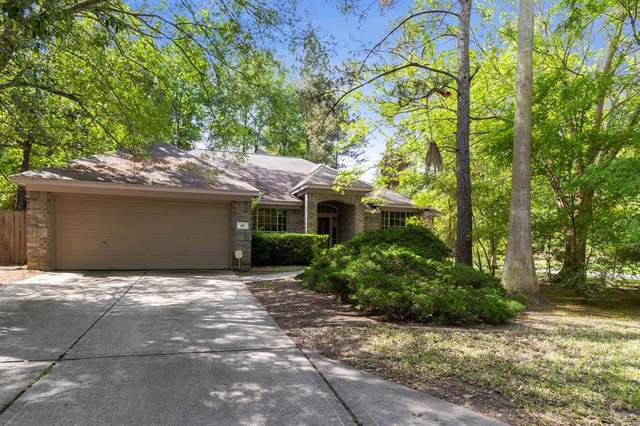 86 N Lace Arbor Drive, The Woodlands, TX 77382 (MLS #89570602) :: Green Residential