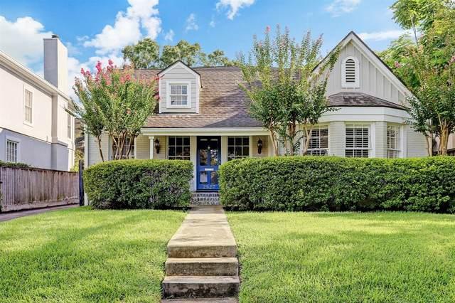 2927 Robinhood Street, West University Place, TX 77005 (MLS #89573787) :: Green Residential