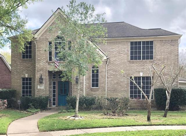 2023 Stetson Place Court, Richmond, TX 77406 (MLS #8957543) :: The SOLD by George Team