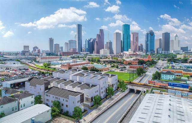 1215C Hickory Street, Houston, TX 77007 (MLS #89577672) :: NewHomePrograms.com LLC