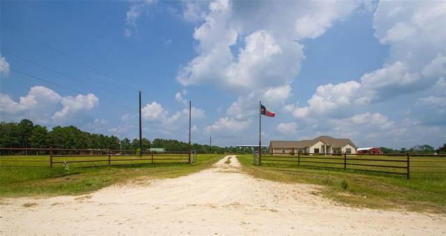 10549 County Road 208, Navasota, TX 77868 (MLS #89580339) :: The Home Branch