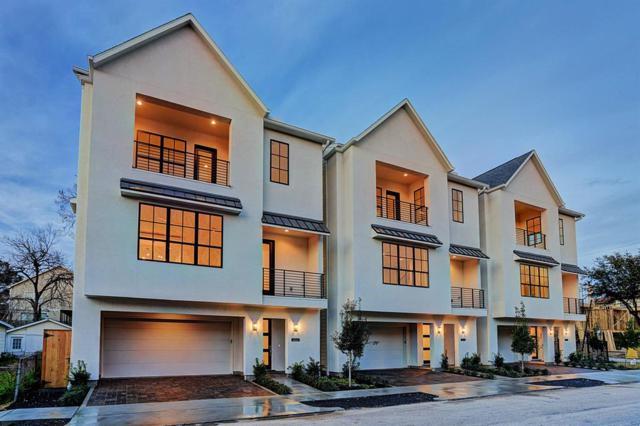 4304 Floyd Street C, Houston, TX 77007 (MLS #89582471) :: Texas Home Shop Realty