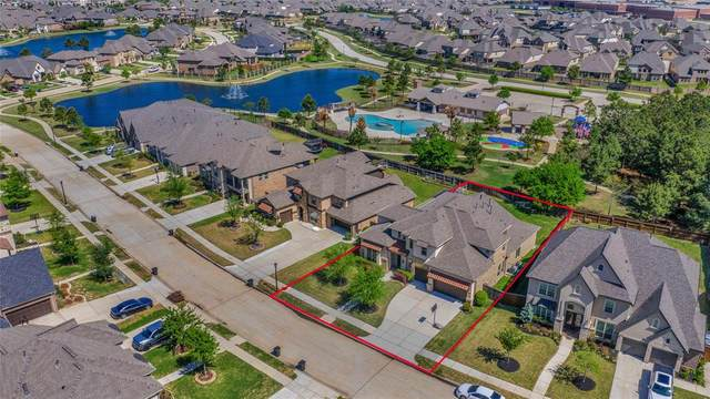 20602 Behrens Pass Lane, Cypress, TX 77433 (MLS #89588575) :: The Home Branch