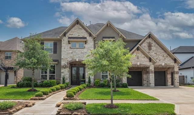 9514 Plaza Terrace Drive, Missouri City, TX 77459 (MLS #89597996) :: Lerner Realty Solutions