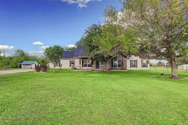 4115 Singletary Road, Alvin, TX 77511 (MLS #89598440) :: The SOLD by George Team