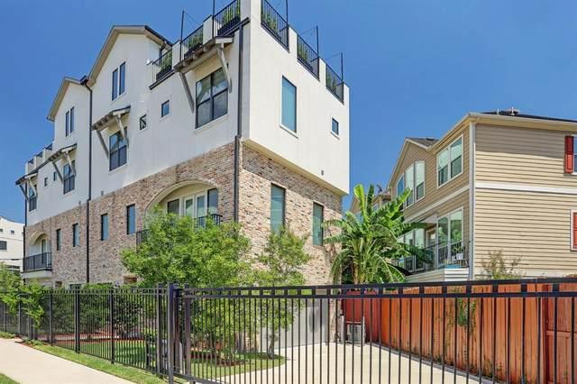 1509 Nagle Street, Houston, TX 77003 (MLS #89599058) :: All Cities USA Realty