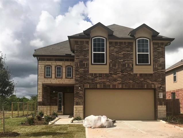 9610 Yellow Rose Drive, Texas City, TX 77591 (MLS #89602161) :: The Heyl Group at Keller Williams