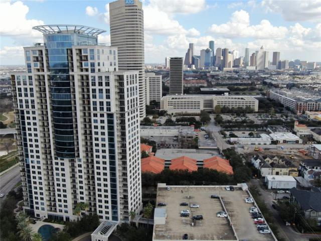 3333 Allen Parkway #1408, Houston, TX 77019 (MLS #89603375) :: Caskey Realty
