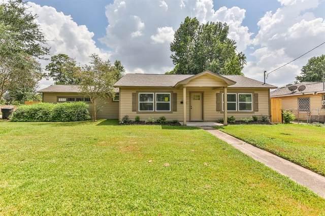 1010 Fairbanks Street, Houston, TX 77009 (MLS #89604678) :: Bay Area Elite Properties