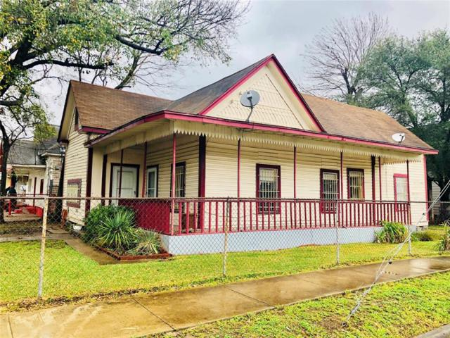 1804 Fulton Street, Houston, TX 77009 (MLS #89607319) :: Texas Home Shop Realty
