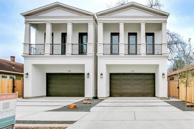 1138 Adele, Houston, TX 77009 (MLS #89609628) :: Fairwater Westmont Real Estate
