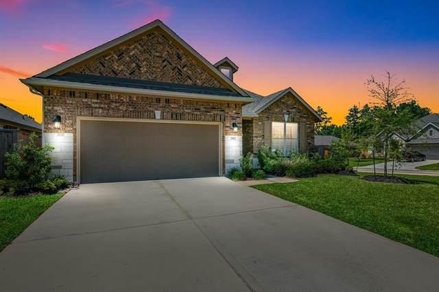 3002 Glenpoint Lane, Conroe, TX 77301 (MLS #89627217) :: The Home Branch