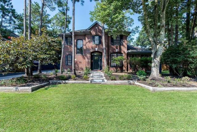 65 E Sandalbranch Circle, The Woodlands, TX 77382 (MLS #89634853) :: The Bly Team