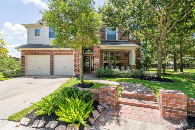 18115 Williams Willow Lane, Cypress, TX 77433 (MLS #89635909) :: The Heyl Group at Keller Williams