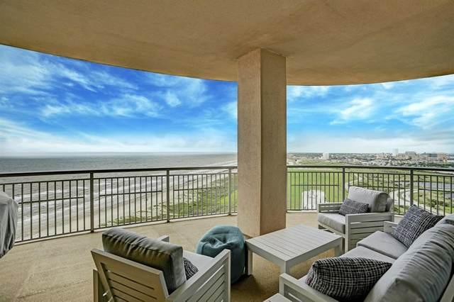 801 E Beach Drive Tw2112, Galveston, TX 77550 (MLS #89638118) :: Rose Above Realty