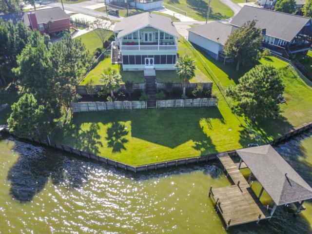 291 E Woodland Shores Drive, Point Blank, TX 77364 (MLS #89664344) :: Mari Realty