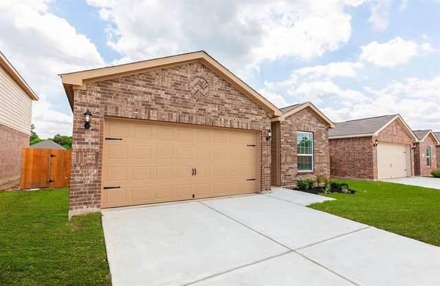 10615 Hillside Creek Drive, Humble, TX 77396 (MLS #89666400) :: The SOLD by George Team