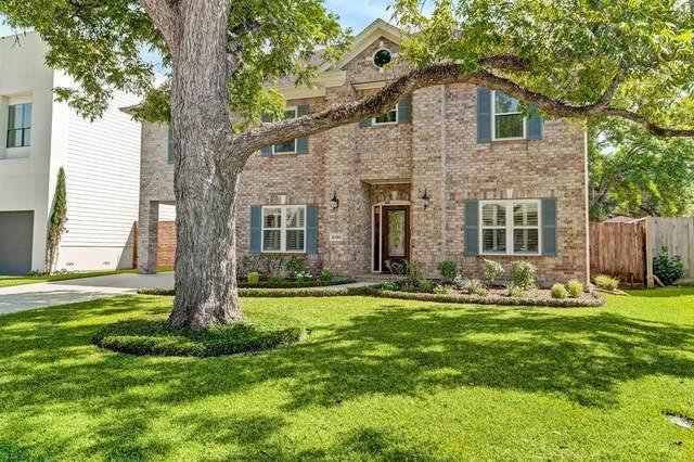 4303 Vivian Street, Bellaire, TX 77401 (MLS #89667510) :: All Cities USA Realty
