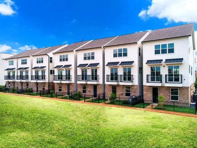 1264 N Post Oak Road B, Houston, TX 77055 (MLS #89680096) :: Lerner Realty Solutions