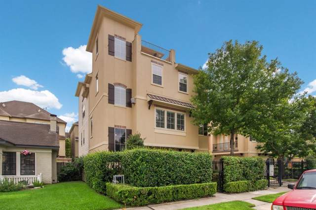 515 Peden Street, Houston, TX 77006 (MLS #89686042) :: Ellison Real Estate Team
