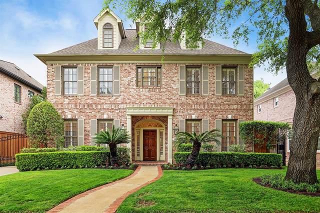 3832 Arnold Street, West University Place, TX 77005 (MLS #89704006) :: Caskey Realty
