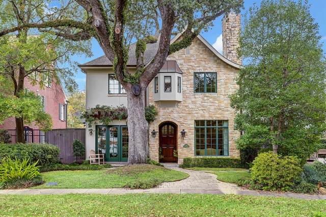 1909 Sharp Place, Houston, TX 77019 (MLS #89705970) :: Ellison Real Estate Team