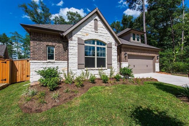 154 Painted Trillium Drive, Conroe, TX 77304 (MLS #89711079) :: The SOLD by George Team