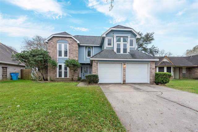 711 Regency Court, Friendswood, TX 77546 (MLS #89717633) :: Phyllis Foster Real Estate