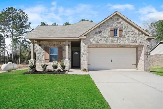 6154 White Oak Leaf Loop, Conroe, TX 77303 (MLS #89722473) :: The Home Branch