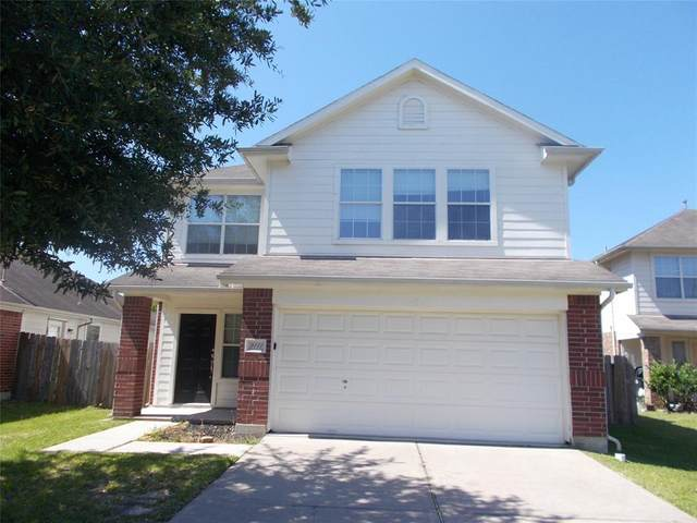 9111 Serena Lane, Humble, TX 77338 (MLS #89727787) :: The SOLD by George Team