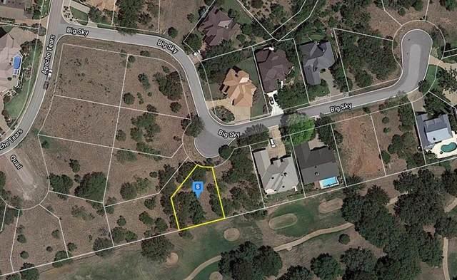 115 Big Spur S, Horseshoe Bay, TX 78657 (MLS #89729599) :: Michele Harmon Team