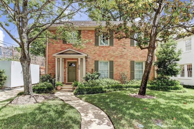 6711 Brompton Road, West University Place, TX 77005 (MLS #89735275) :: Keller Williams Realty