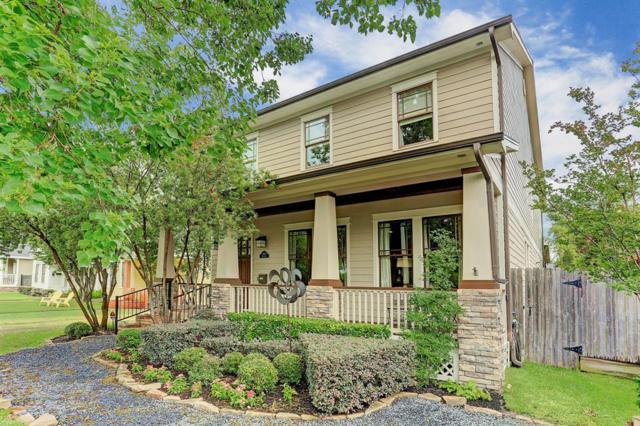 1222 Nicholson Street, Houston, TX 77008 (MLS #89742097) :: Magnolia Realty
