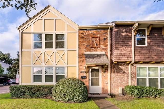 10448 Hammerly Boulevard #61, Houston, TX 77043 (MLS #89742493) :: Ellison Real Estate Team