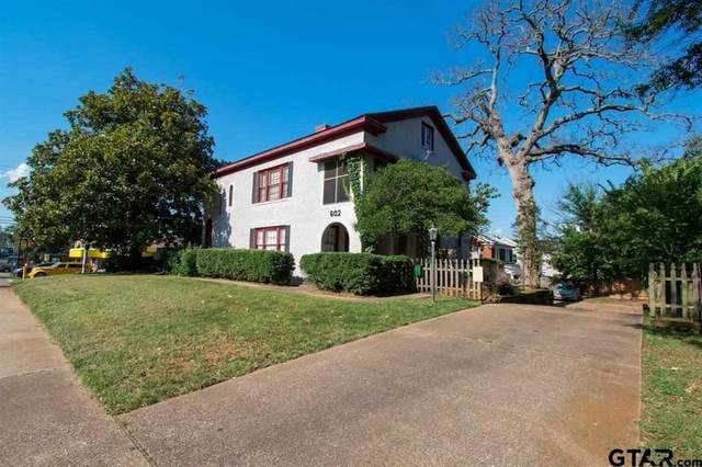 602 S Broadway Avenue, Tyler, TX 75701 (MLS #89749119) :: The Bly Team
