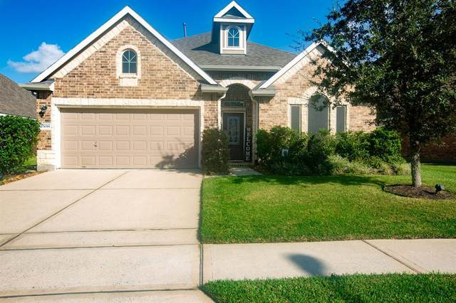 15018 Spring Sun Drive, Humble, TX 77346 (MLS #89754576) :: Bray Real Estate Group